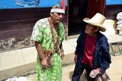 Ayabaca-秘鲁 免版税图库摄影