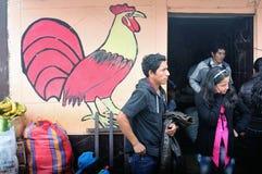 Ayabaca - le Pérou Image libre de droits