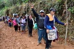 Ayabaca - le Pérou Photos libres de droits