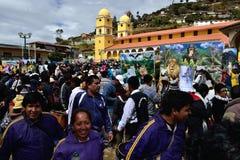 Ayabaca - Peru Royaltyfria Bilder