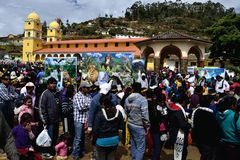 Ayabaca - Peru Foto de Stock Royalty Free