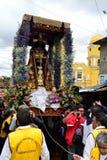Ayabaca - Peru Royaltyfri Fotografi