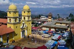 Ayabaca - Peru Royalty-vrije Stock Foto's