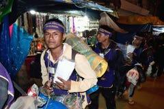 Ayabaca - Peru Royalty Free Stock Photo