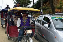 Ayabaca - Peru Royalty Free Stock Photography