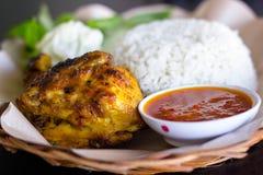 Ayam Bakar Kecap Fotografie Stock