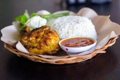 Ayam Bakar Kecap images stock