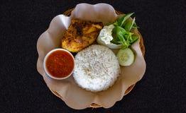 Ayam Bakar Kecap Fotografia Stock