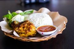 Ayam Bakar Kecap Photos stock