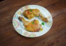 Ayam Goreng Kuning Stock Images