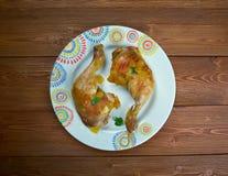 Ayam Goreng Kuning Royalty Free Stock Photos