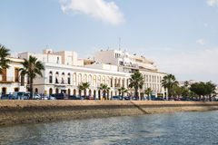 Ayamonte, Andalucia, Spain Royalty Free Stock Photography