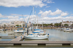 Ayamonte, Andalucia, Spain Royalty Free Stock Images