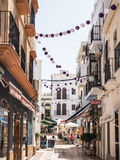 Ayamonte, The Anustias Festival Royalty Free Stock Photography