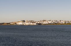 Ayamonte city Huelva Spain Royalty Free Stock Images