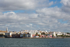 Ayamonte, Huelva Province, Andalucia, Spain Royalty Free Stock Photography