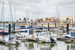 Ayamonte Marina. Royalty Free Stock Photo