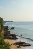 Ayana峭壁在巴厘岛 免版税库存照片
