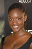 """Ayanna Berkshire bij de Première van de """"Afnemers"""" Wereld, de Koepel van Arclight Cinerama, Hollywood, CA. 08-04-10 stock afbeeldingen"""