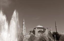 Ayasofia mosque Royalty Free Stock Photography