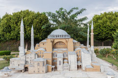 Ayasofia Mosque Royalty Free Stock Photos