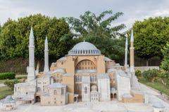 Ayasofia Mosque Royalty Free Stock Photos