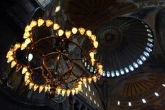 Ayasofya伊斯坦布尔 库存图片