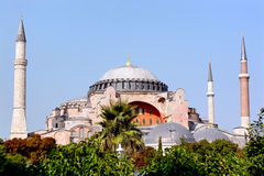 Ayasofya Royalty Free Stock Image