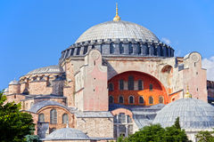 Ayasofya Byzantine Landmark Royalty Free Stock Photos