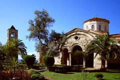 Ayasofya - the Church of Saint Sophia (Trabzon) Royalty Free Stock Photo