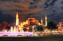 Ayasofya (Hagia Sophia) Istanboel Royalty-vrije Stock Afbeeldingen