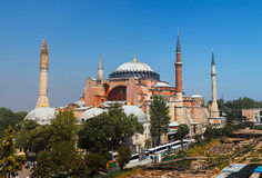 Ayasofya, Hagia Sophia, Sultanahmet Royalty Free Stock Images