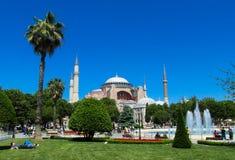 Ayasofya in Istanbul, Turkey Royalty Free Stock Photos