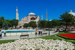 Ayasofya in Istanbul, Turkey Stock Photography