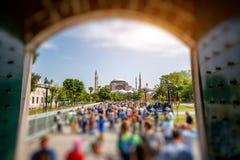 Ayasofya mosque in Istanbul Stock Photography