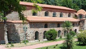 Ayasofya Museum, Iznik. Stock Photos