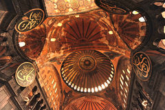Ayasohya Mosque (Hagia Sophia, Istanbul) stock photos
