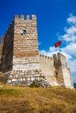 Ayasoluk hill Castle Stock Images
