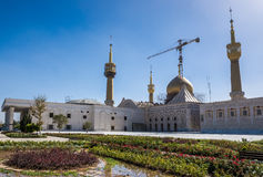 Ayatollah Khomeini Mausoleum Stock Image