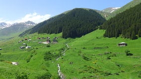 Ayder Valley Stock Photo