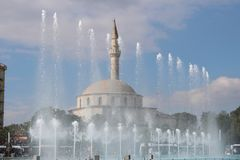 Aydin Bey mosque Stock Image