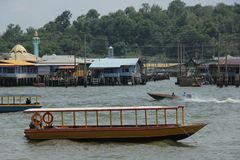 Ayer Kampong Royaltyfria Foton