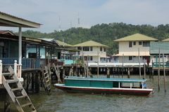 Ayer Kampong Royalty Free Stock Images