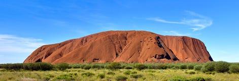 Ayers Felsen, Nordterritorium, Australien lizenzfreies stockbild
