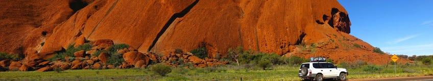 Ayers Felsen, Nordterritorium, Australien stockbilder