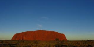 Ayers Felsen, Nordterritorium, Australien stockfotos