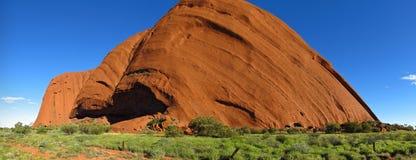 Ayers Felsen, Nordterritorium, Australien lizenzfreie stockfotografie