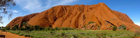 Ayers Felsen, Nordterritorium, Australien lizenzfreie stockbilder