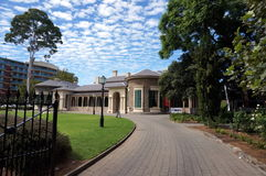Ayers House in Adelaide Stock Photography