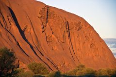 Ayers Rock Stock Photography